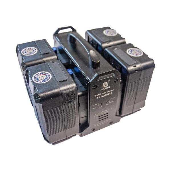 FXLion Nano Two Battery Kit
