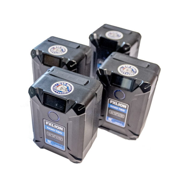 FXLion Nano Two Batteries