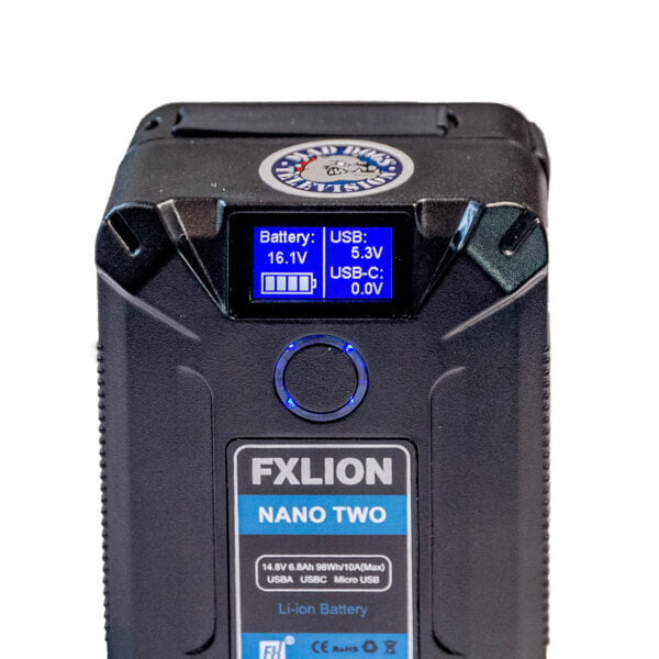 FXLion Nano Two Battery